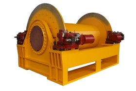 60 Tonnen hydraulische Winde