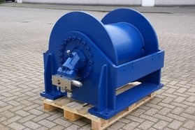 20 tonnes hydraulic winch 355-200