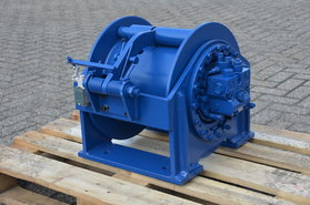 5 tonnes hydraulic winch (compact fit) 2.53-50