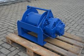 2 ton hydraulische lier 3-20