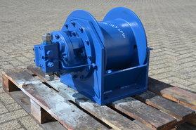 2,5 ton hydraulische lier 3-25