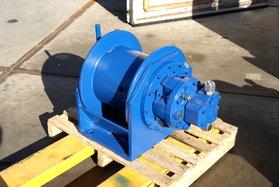 2,5 Tonnen hydraulische Winde