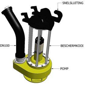 Trash pump SP45
