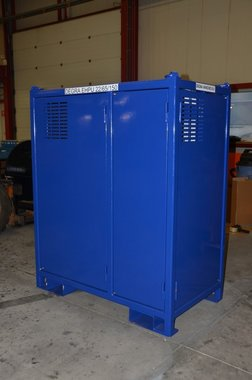 22 kW Electrisch Hydraulisch Aggregaat - gesloten kast