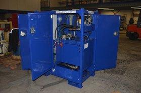 22 kW Elektrisch Hydraulisch Aggregaat - gesloten kast