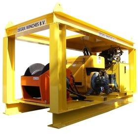 20 kW DHPU Diesel winch set