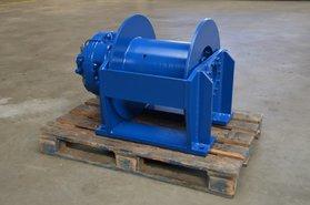 5 ton hydraulische lier DHW4-50