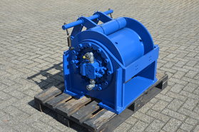 10 Tonnen hydraulische Winde