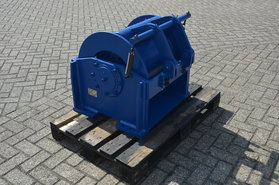 10 tonnes hydraulic winch 34-100