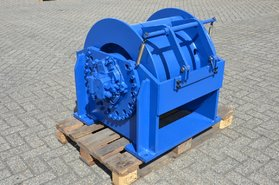 12 Tonnen hydraulische Winde