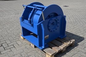 12 tonnes hydraulic winch 45-120