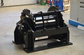 30 tonnes hydraulic winch 488-300