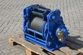 10 tonnes hydraulic winch 2.54-100