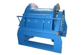 50 tonnes hydraulic winch 488-490