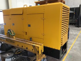 IHC P220 Hydraulic unit