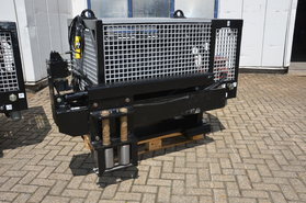 20 tonnes hydraulic winch with drum guard