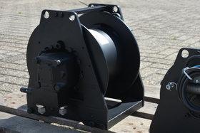1400 kg hydraulische lier TN14
