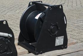 1400 kg hydraulische winde