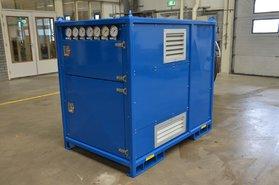 25 kW Diesel hydraulic power pack