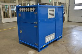 25 kW Diesel hydraulikaggregat