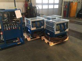 12t hydraulic winches with EHPU (turn-key)