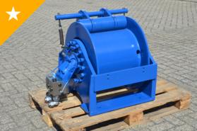 7 ton hydraulische lier 344-70