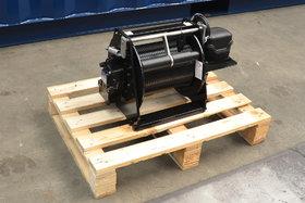 1,5 ton hydraulische lier MW14