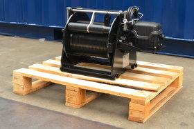 1,5 tonnes hydraulic winch MW14