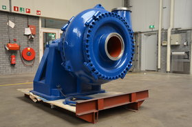 10x8F Gravel pump