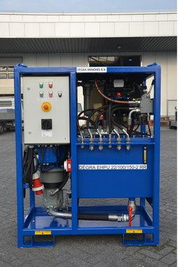 22 kW Electrisch Hydraulisch Aggregaat