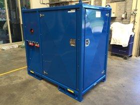 45 kW Elektrisch Hydraulisch Aggregaat RENTAL