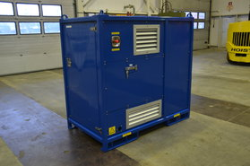 25 kW Diesel Hydraulisch Aggregaat