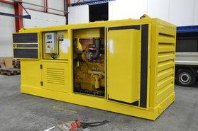 400 KW Diesel hydraulic power pack