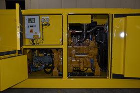 400 kW Diesel Hydraulisch Aggregaat