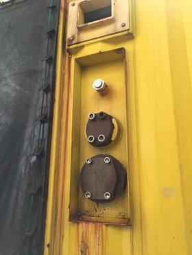 30 foot Cummins diesel aggregate