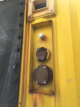 30 ft Cummins Diesel Aggregaat