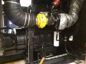 30 foot Cummins Diesel Aggregaat