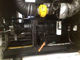 30 foot Cummins diesel power pack