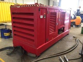 DEGRA 295 kW power pack