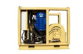 5 Ton Turn-key Elektrisch Hydraulisch Lierset