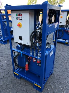 11 kW HPU
