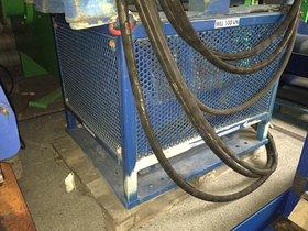 10T hydraulic winch USED