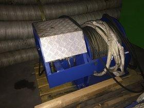 2x5T hydraulische winde gebraucht