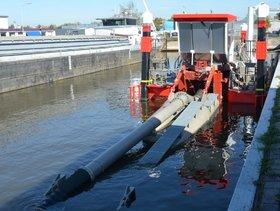 Hydraulisch systeem voor Beaver