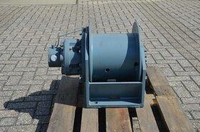 2 ton hydraulische lier