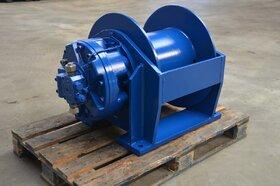 5 ton hydraulische lier