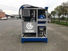 Dubbel 22kW elektrisch hydraulisch aggregaat
