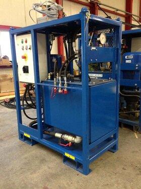 22kW elektrisch hydraulisch aggregaat